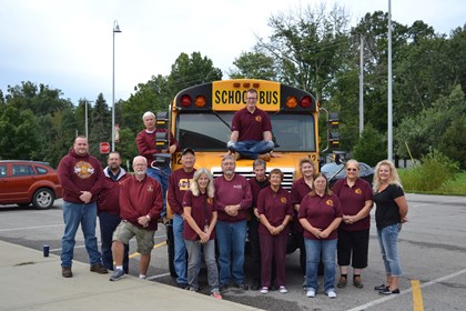 Bus Drivers '18-